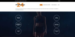 Webseite Sportsupport-24 - Developful
